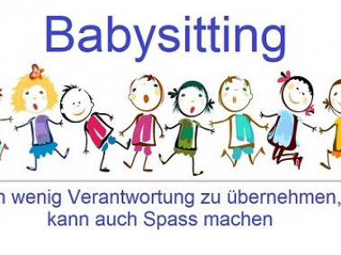 Intensiver Babysitting-Kurs